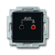 2CKA008200A0108 - Механизм аудио-входа с суппортом, стерео