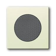 2CKA008200A0079 - Плата центральная (накладка) для громкоговорителя 8223 U, серия future/solo, цвет savanne/слоновая кость