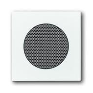 2CKA008200A0170 - Плата центральная (накладка) для для громкоговорителя 8223 U, серия Basic 55, цвет альпийский белый