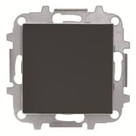 2CLA850000A1501 - Заглушка с суппортом, серия SKY, цвет чёрный бархат