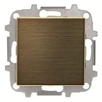 2CLA850000A1201 - Заглушка с суппортом, серия SKY, цвет античная латунь