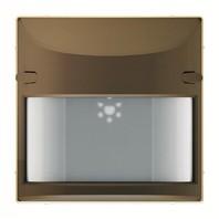 2CLA854110A1201 - Датчик движения (ИК пассивный), серия SKY, цвет античная латунь