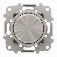 2CLA866090A1401 - Механизм электронного поворотного светорегулятора для люминесцентных ламп 700 Вт, 0/1-10 В, 50 мА, серия SKY Moon, кольцо хром