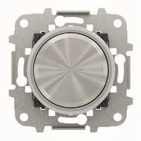 2CLA866000A1401 - Механизм электронного универсального поворотного светорегулятора 60 - 500 Вт, серия SKY Moon, кольцо хром