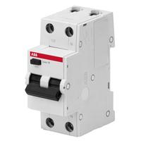 2CSR645041R1064 - Выключатель автоматический дифференциального тока, 1P+N, 6А, C, 4.5kA, 30мA, AC, BMR415C06