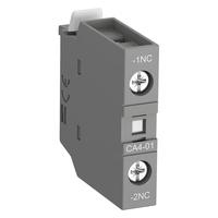 1SBN010110R1001 - Контакт CA4-01 (1НЗ) фронтальный для контакторов AF09…AF96 реле NF22E…NF40E