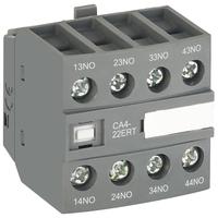 1SBN010142R1022 - Блок контактный дополнительный CA4-22ERT для контакторов AF..RT и NF..RT