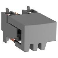 1SBN019010R1001 - Блок контактный дополнительный CA5X-01 (1Н3) фронтальный для контакторов AX09…AX80