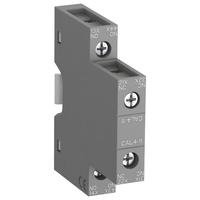 1SBN010120R1011 - Блок контактный дополнительный CAL4-11 (1НО, 1НЗ) боковой для контакторов AF09…AF96 реле NF22E…NF44E
