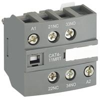 1SBN010154R1011 - Блок контактный дополнительный CAT4-11ERT для контакторов AF..RT и NF..RT