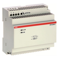 1SVR427045R0400 - Блок питания CP-D 24/4.2 (регулир. вых. напряж) вход 90-265В AC / 120-370В DC, выход 24В DC /4.2A