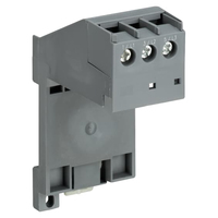 1SAX101110R0001 - Монтажный комплект DB16E для установки одного реле серии E16DU