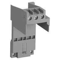 1SAX101910R1001 - Комплект монтажный DB19EF для отдельного монтажа тепловых реле EF19 на ДИН-рейку или монтажную плату