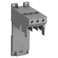 1SAX201910R0001 - Комплект монтажный DB45EF для отдельного монтажа тепловых реле EF45 на ДИН-рейку или монтажную плату