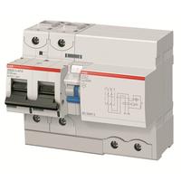2CCA862005R0845 - Автоматический выключатель дифференциального тока DS802S B 125/0.3 A