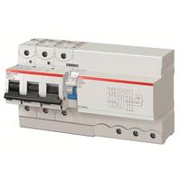 2CCA863005R0845 - Автоматический выключатель дифференциального тока DS803S B 125/0.3 A