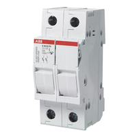 2CSM204703R1801 - Рубильник с предохранителем E92/32 PV