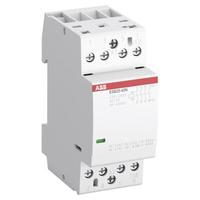 1SAE231111R0104 - Контактор ESB25-04N-01 модульный (25А АС-1, 4НЗ), катушка 24В AC/DC