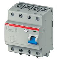 2CCF544110E0250 - Выключатель дифференциального тока F404A25/0.03