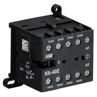 GJH1211001R0401 - Миниконтактор K6-40-E 3A (400В AC3) катушка 24В АС
