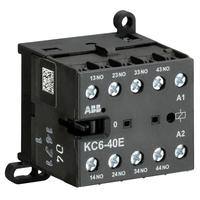 GJH1213001R0401 - Миниконтактор KC6-40-E 3A (400В AC3) катушка 24В DC