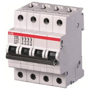 2CDA284799R0251 - Выключатель автоматический 4P M204 25A