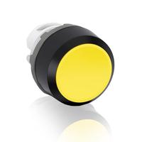 1SFA611100R1003 - Кнопка MP1-10Y желтая (только корпус) без подсветки без фиксации