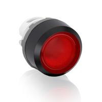 1SFA611100R1101 - Кнопка MP1-11R красная (только корпус) с подсветкой без фиксации