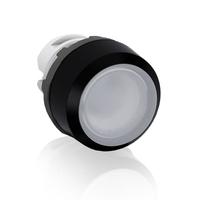 1SFA611100R1105 - Кнопка MP1-11W белая (только корпус) с подсветкой без фиксации