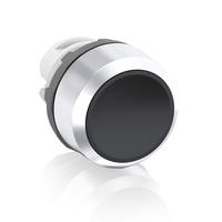 1SFA611100R2006 - Кнопка MP1-20B черная (только корпус) без подсветки без фиксации