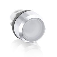 1SFA611100R2008 - Кнопка MP1-20С прозрачная (только корпус) без подсветки без фиксации