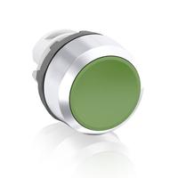 1SFA611100R2002 - Кнопка MP1-20G зеленая (только корпус) без подсветки без фиксации