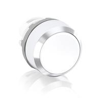1SFA611100R2005 - Кнопка MP1-20W белая (только корпус) без подсветки без фиксации