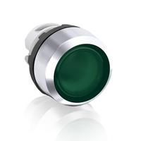 1SFA611100R2102 - Кнопка MP1-21G зеленая (только корпус) с подсветкой без фиксации