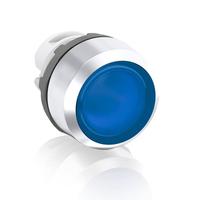 1SFA611100R2104 - Кнопка MP1-21L синяя (только корпус) с подсветкой без фиксации