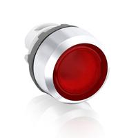 1SFA611100R2101 - Кнопка MP1-21R красная (только корпус) с подсветкой без фиксации