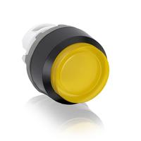 1SFA611102R1103 - Кнопка MP3-11Y желтая выступающая (только корпус) с подсветкой без фиксации