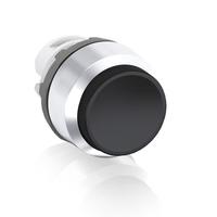 1SFA611102R2006 - Кнопка MP3-20B черная выступающая (только корпус) без подсветки без фиксации