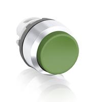 1SFA611102R2002 - Кнопка MP3-20G зеленая выступающая (только корпус) без подсветки без фиксации