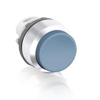 1SFA611102R2004 - Кнопка MP3-20L синяя выступающая (только корпус) без подсветки без фиксации