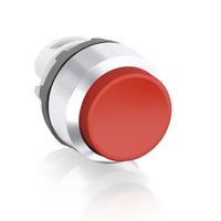 1SFA611102R2001 - Кнопка MP3-20R красная выступающая (только корпус) без подсветки без фиксации