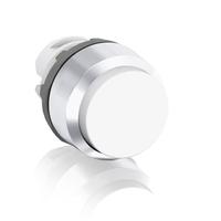 1SFA611102R2005 - Кнопка MP3-20W белая выступающая (только корпус) без подсветки без фиксации
