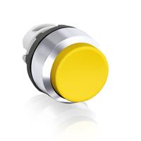 1SFA611102R2003 - Кнопка MP3-20Y желтая выступающая (только корпус) без подсветки без фиксации