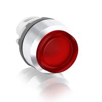 1SFA611102R2101 - Кнопка MP3-21R красная выступающая (только корпус) с подсветкой без фиксации