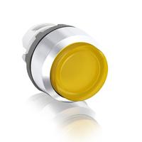1SFA611102R2103 - Кнопка MP3-21Y желтая выступающая (только корпус) с подсветкой без фиксации