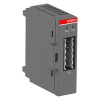 1SAJ251000R0001 - Интерфейс MRP31.0 протокол Modbus RTU для UMC. Клеммы подключения шины в комплекте.