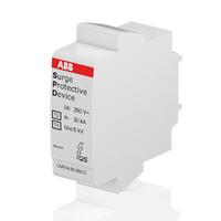 2CTB803886R0000 - УЗИП OVR T2-T3 N 80-350 C QS картридж