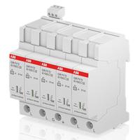 2CTB804153R2300 - УЗИП OVR PV T2 40-1000 P TS TWIN QS