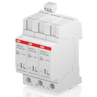 2CTB804153R2500 - УЗИП OVR PV T2 40-1000 P TS QS