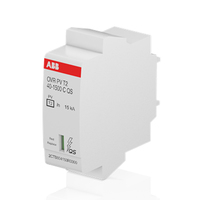 2CTB804153R3300 - УЗИП OVR PV T2 40-1500 C QS картридж